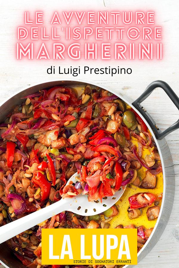 Audioracconti - Le avventure dell'ispettore Margherini